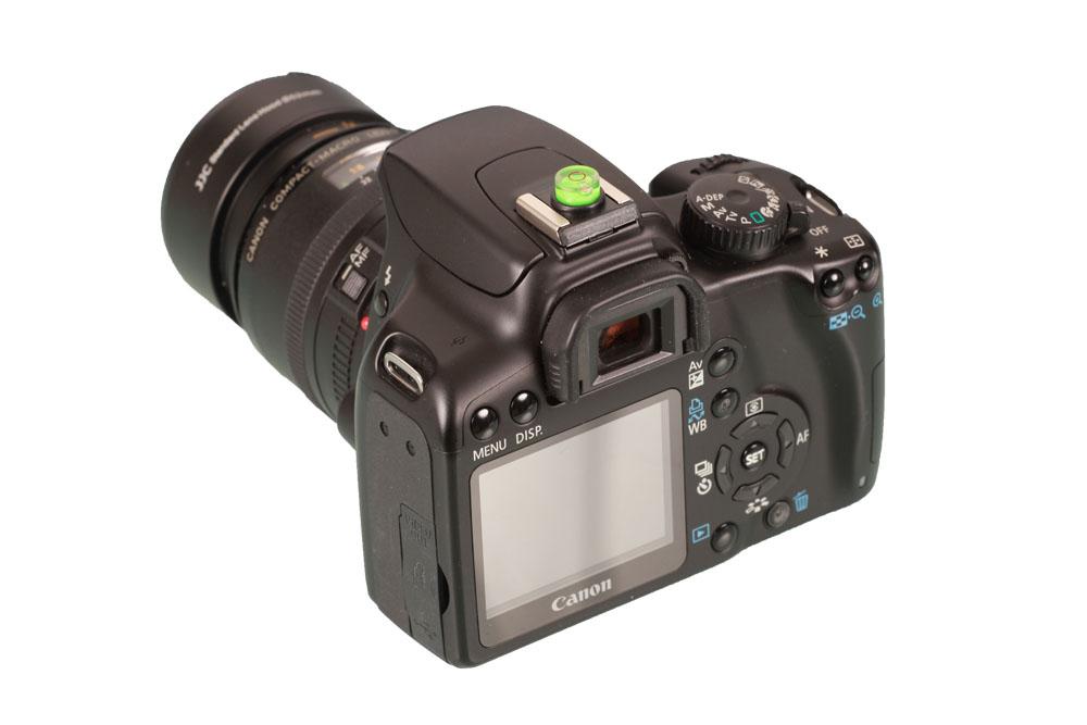 Blitzschuhabdeckung Canon Eos 1000D