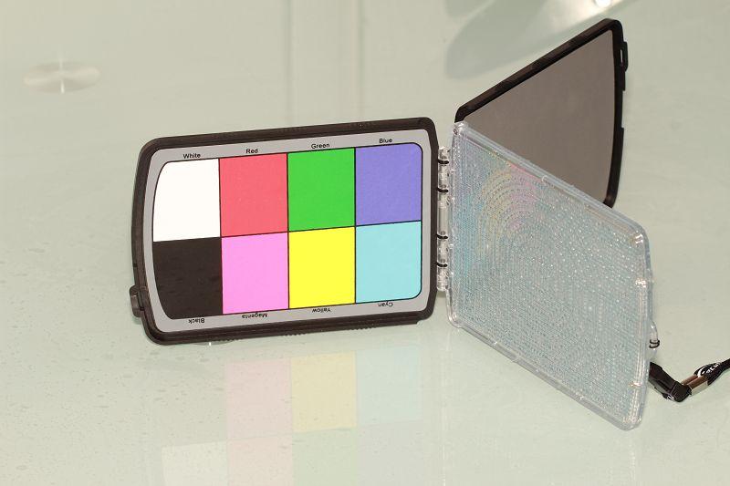 Farbabgleichkarte Prodisk