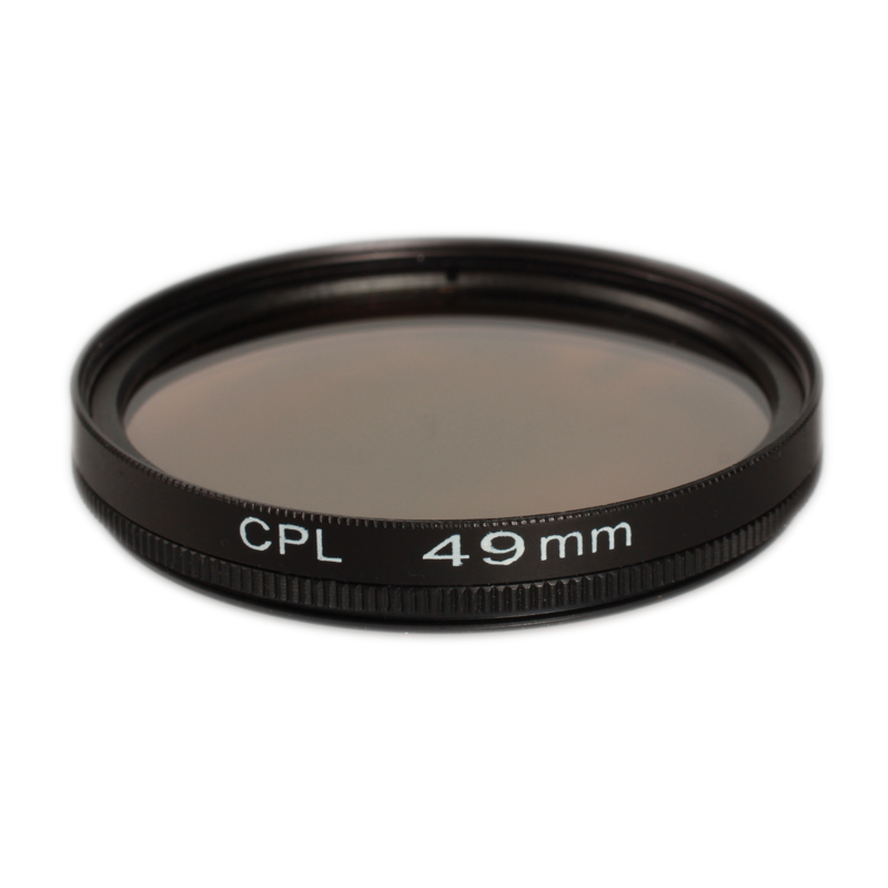 Polfilter 49mm CPL Filter